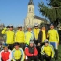 Ronde des seniors à Jouet sur l'Aubois 2019